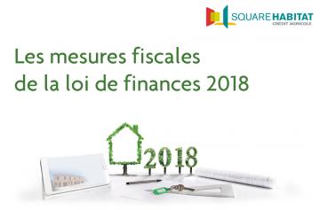 Les mesures fiscales de la loi de finances 2018