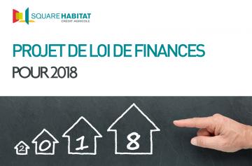 Projet de loi de finances pour 2018