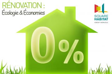 Rénovation : écologie & économies