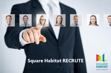 Square Habitat recrute