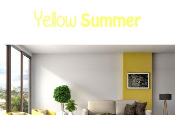 Tendance Immobilière : Yellow Summer !