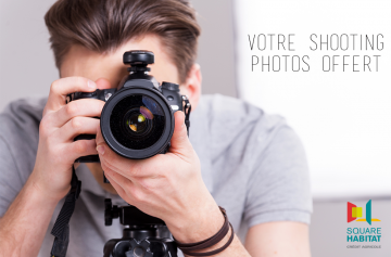 Votre shooting photos offert