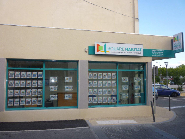 Agence immobili re bourg st andeol vente location for Agence immobiliere location vente
