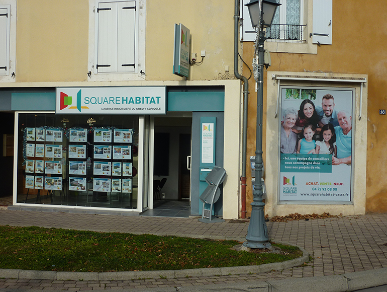 Agence immobili re pierrelatte vente location for Agence immobiliere orange