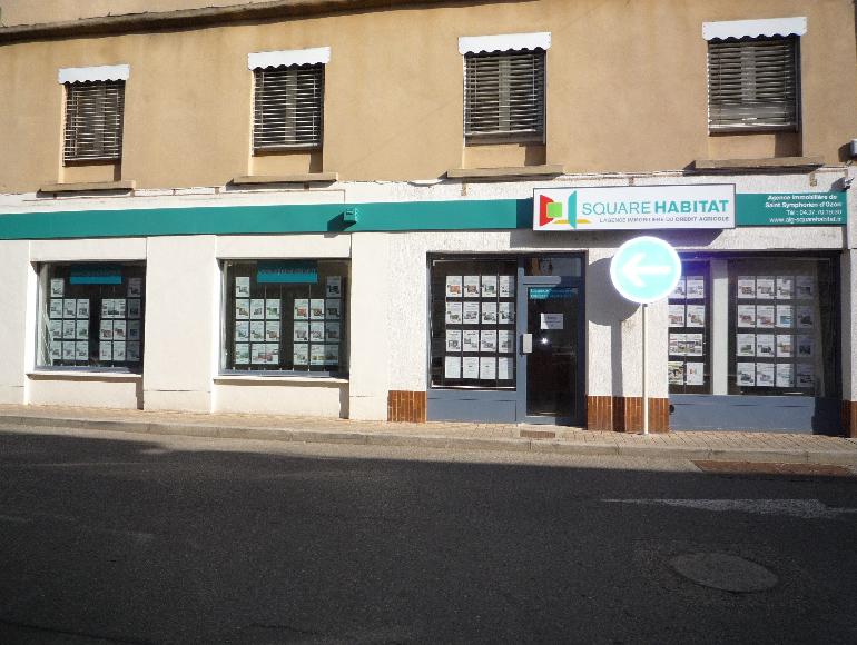 Agence immobili re st symphorien d 39 ozon vente location for Agence location logement