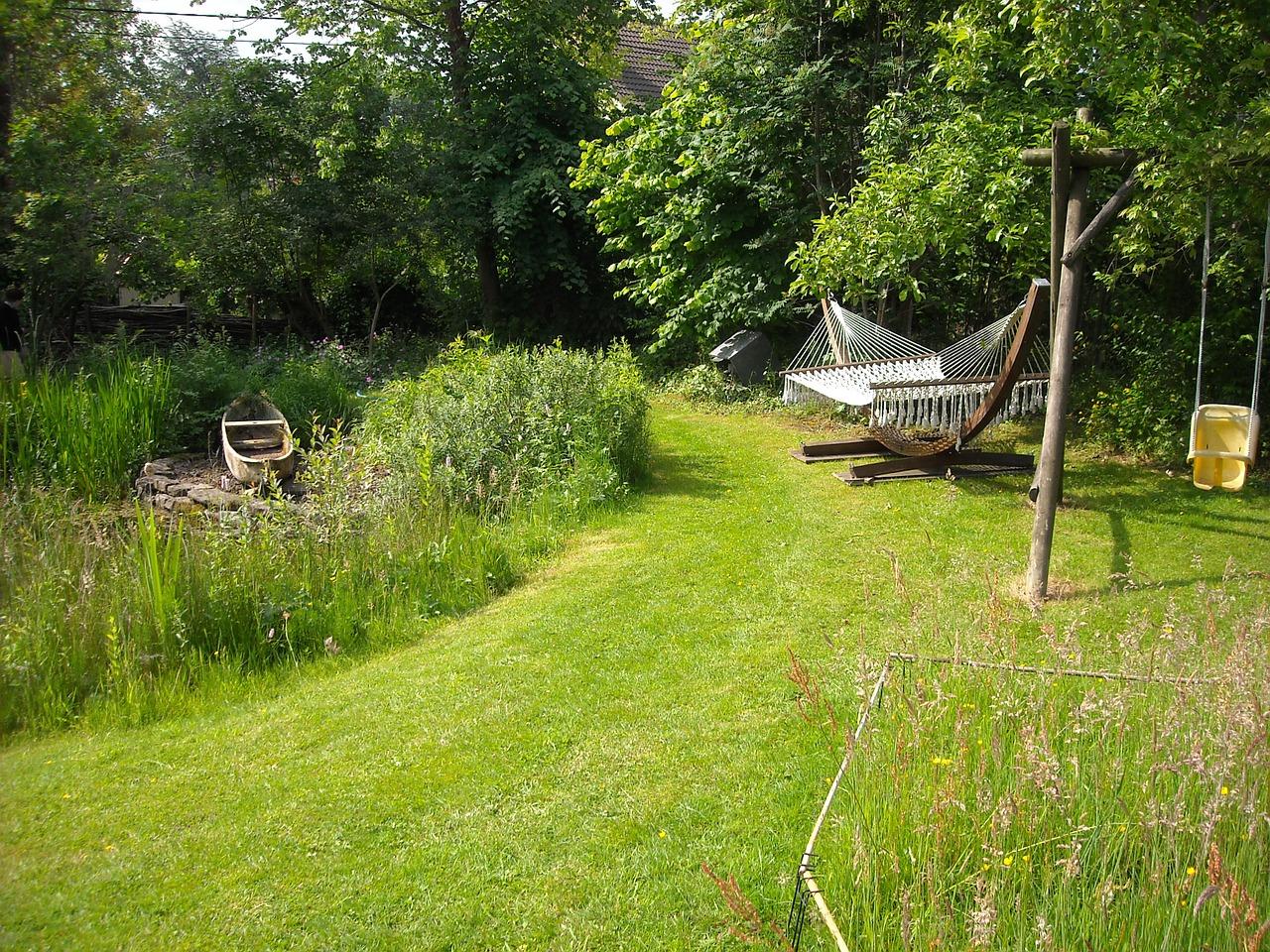 10 conseils pour am nager son jardin square habitat for Jardin habitat